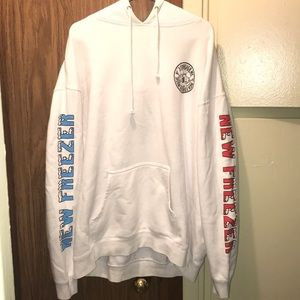 """Rich The Kid  """"New Freezer"""" Hoodie from 2018 Tour"""